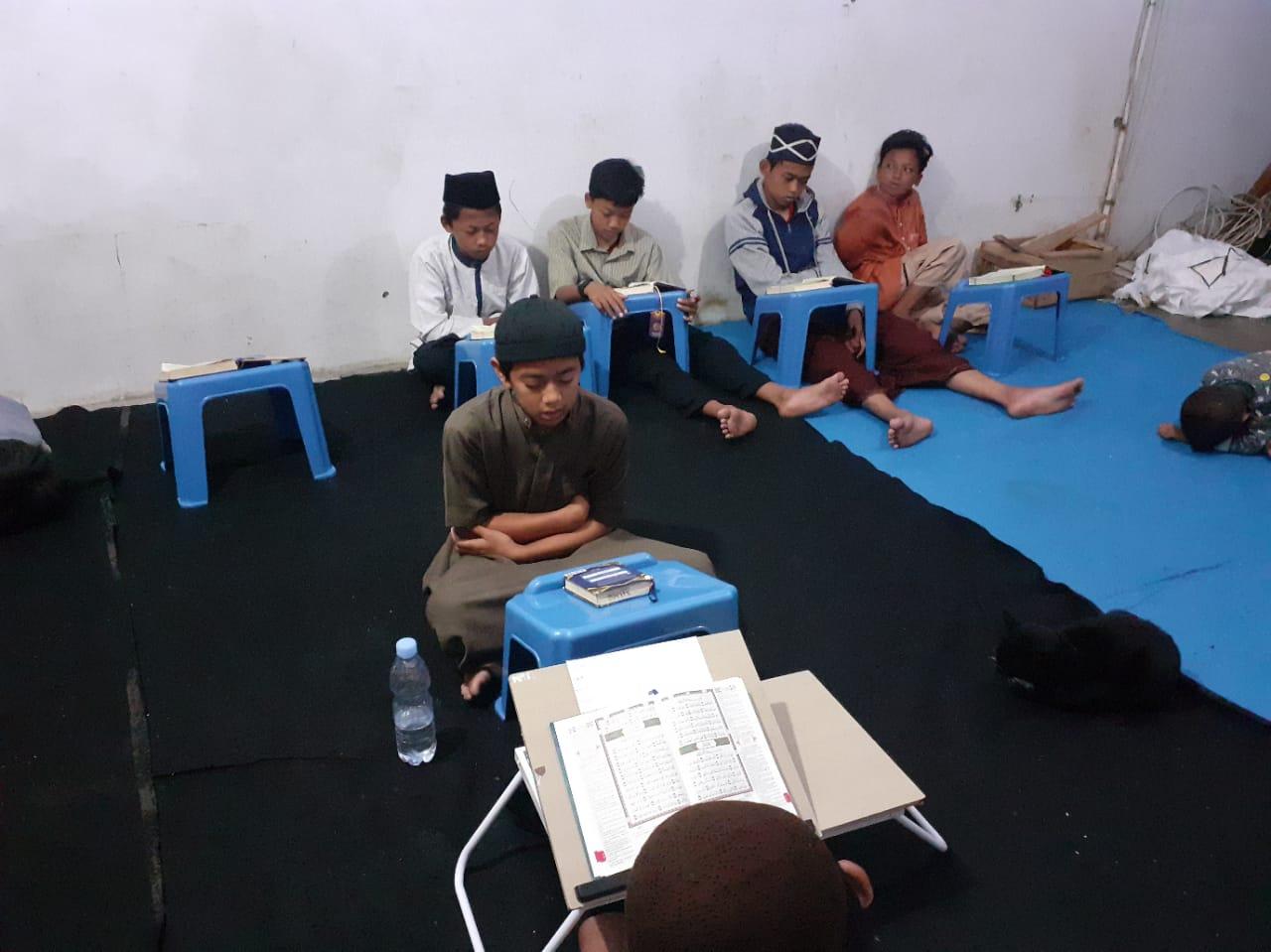 Mampu membaca Al Qur'an