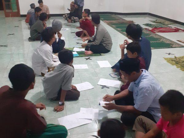 Belajar muhadatsah bahasa Arab